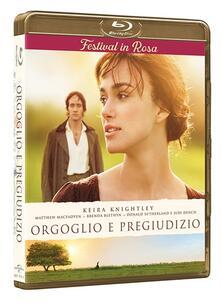 Orgoglio e pregiudizio (Blu-ray) di Joe Wright - Blu-ray