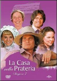 Cover Dvd casa nella prateria. Stagione 7 (DVD)