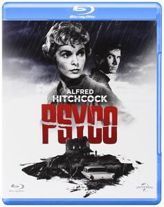 Film Psyco (Blu-ray) Alfred Hitchcock