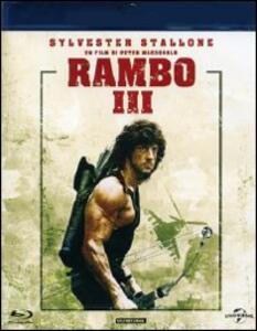 Rambo III di Peter MacDonald - Blu-ray