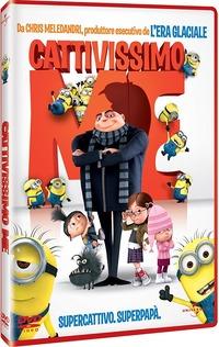 Cover Dvd Cattivissimo me