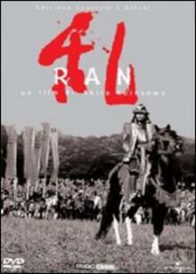 Ran<span>.</span> Edizione speciale di Akira Kurosawa - DVD