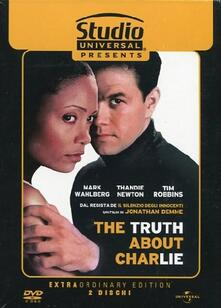 The Truth about Charlie. Special Edition (2 DVD) di Jonathan Demme - DVD