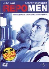 Cover Dvd Repo Men