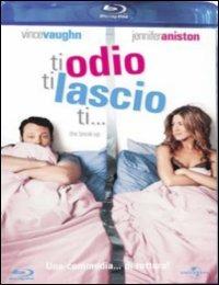 Cover Dvd Ti odio, ti lascio, ti...