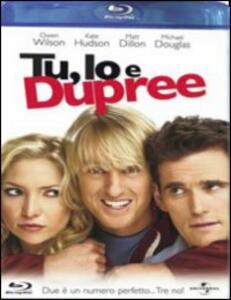 Tu, io e Dupree di Anthony Russo,Joe Russo - Blu-ray