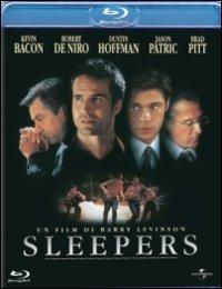 Cover Dvd Sleepers (Blu-ray)