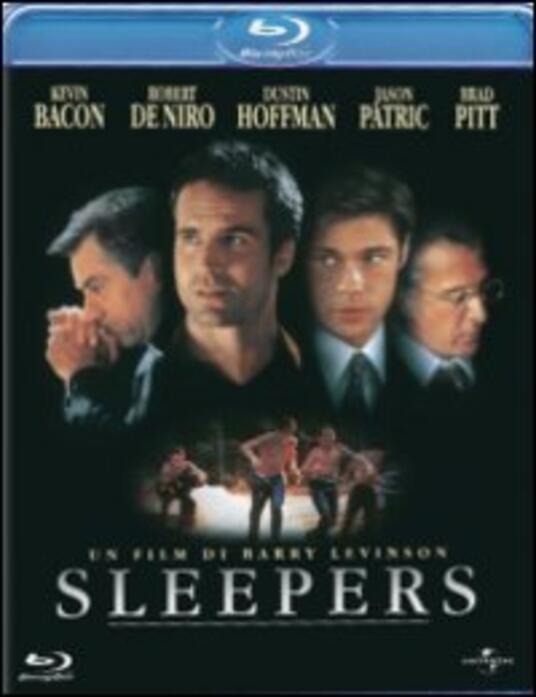Sleepers di Barry Levinson - Blu-ray