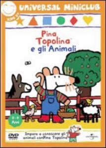 Pina Topolina. Gli animali - DVD
