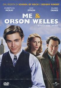 Me & Orson Welles di Richard Linklater - DVD