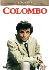 Cover Dvd Colombo. Stagione 4 (DVD)