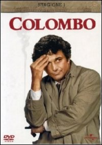 Cover Dvd Colombo. Stagione 1 (DVD)