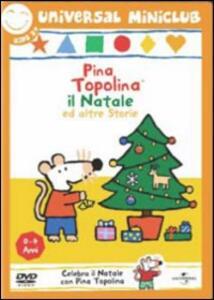 Pina Topolina. Il Natale e altre storie - DVD