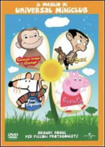Il meglio di Universal Miniclub - DVD