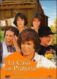 Cover Dvd casa nella prateria. Stagione 5 (DVD)