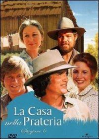 Cover Dvd casa nella prateria. Stagione 6 (DVD)