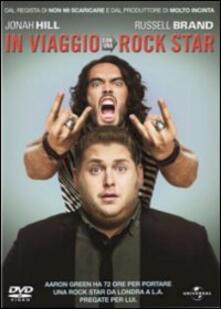 In viaggio con una rock star di Nicholas Stoller - DVD