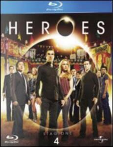 Heroes. Stagione 4 (4 Blu-ray) - Blu-ray