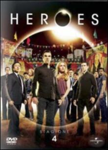 Heroes. Stagione 4 di Greg Beeman,Allan Arkush,Jeannot Szwarc - DVD
