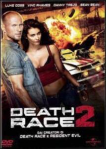 Death Race 2 di Roel Reiné - DVD