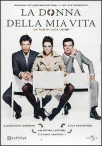 Cover Dvd La donna della mia vita
