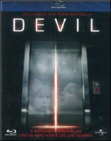 Devil di John Erick Dowdle - Blu-ray