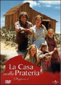 Cover Dvd casa nella prateria. Stagione 1 (DVD)