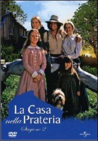 Cover Dvd casa nella prateria. Stagione 2 (DVD)