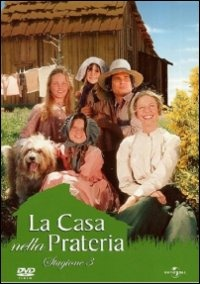 Cover Dvd casa nella prateria. Stagione 3 (DVD)