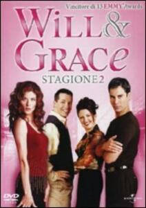 Will & Grace. Stagione 2 (4 DVD) - DVD