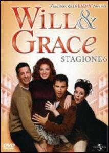 Will & Grace. Stagione 6 (4 DVD) - DVD