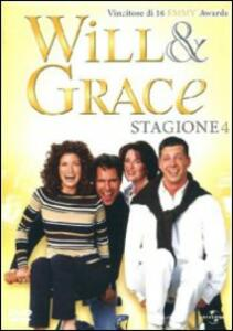 Will & Grace. Stagione 4 (4 DVD) - DVD