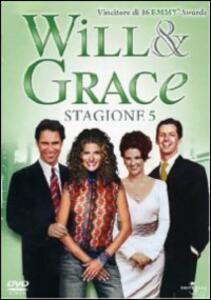 Will & Grace. Stagione 5 (4 DVD) - DVD