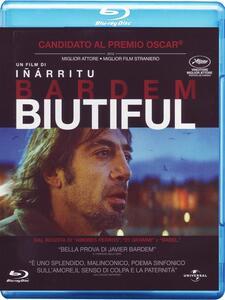 Biutiful di Alejandro González Iñárritu - Blu-ray