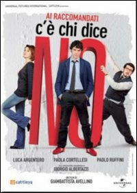 Cover Dvd C'è chi dice no (DVD)