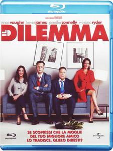 Il dilemma di Ron Howard - Blu-ray