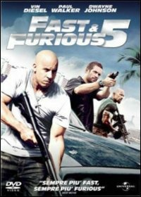 Cover Dvd Fast & Furious 5 (DVD)