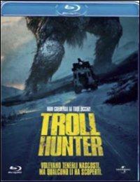 Cover Dvd Troll Hunter (Blu-ray)