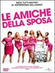 Cover Dvd Le amiche della sposa