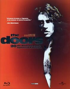 The Doors<span>.</span> 20th Anniversary Special Edition di Oliver Stone - Blu-ray