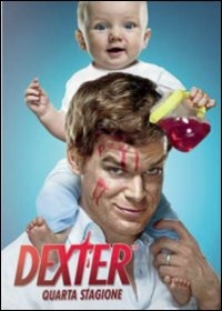 Cover Dvd Dexter. Stagione 4 (DVD)