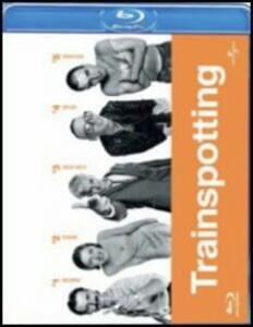 Trainspotting (Blu-ray) di Danny Boyle - Blu-ray