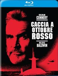 Cover Dvd Caccia a Ottobre Rosso (Blu-ray)
