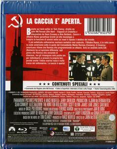 Caccia a Ottobre Rosso di John McTiernan - Blu-ray - 2
