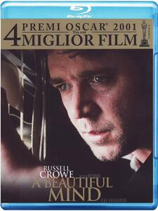 A Beautiful Mind di Ron Howard - Blu-ray