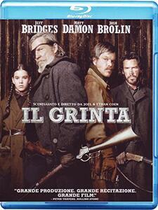 Il Grinta di Ethan Coen,Joel Coen - Blu-ray