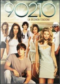 Cover Dvd 90210. Stagione 2 (DVD)