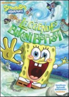 SpongeBob. La leggenda di Bikini Bottom - DVD