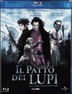 Il patto dei lupi di Christophe Gans - Blu-ray