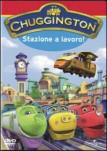 Chuggington. Vol. 2 - DVD